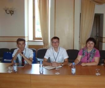 Летняя школа Майкрософт 2012